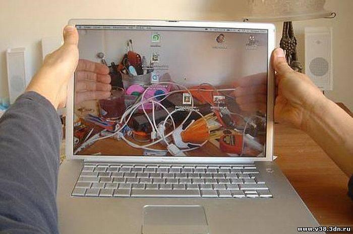 Как сделать изображение с ноутбука на ноутбук 277
